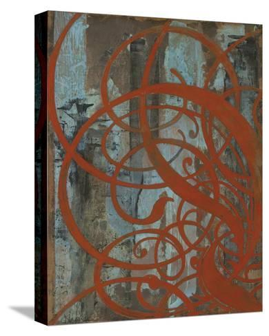 Tornado-Mick Gronek-Stretched Canvas Print