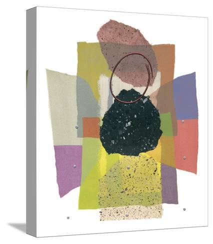 Tangerine-P^G^ Gravele-Stretched Canvas Print