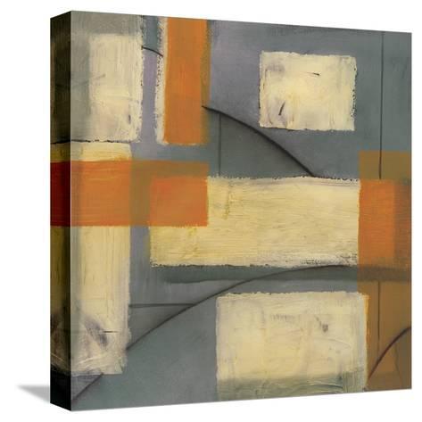 Swing II-Leo Burns-Stretched Canvas Print