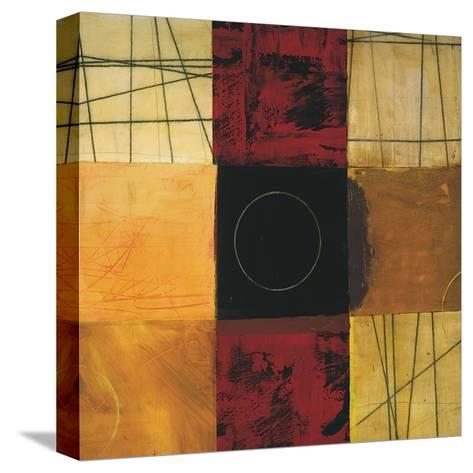 Interchange-Candice Alford-Stretched Canvas Print