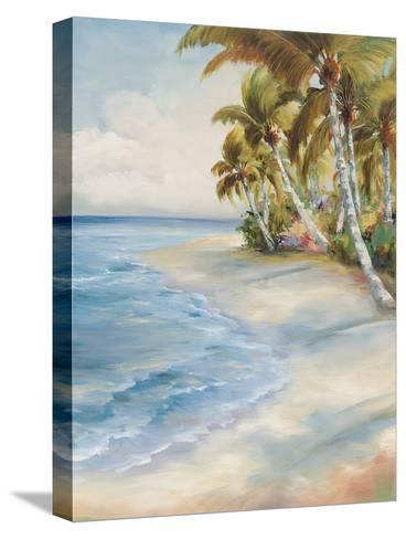 Tropical Retreat-Marc Lucien-Stretched Canvas Print