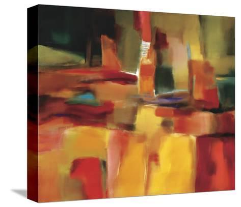 Harmonious Space-Nancy Ortenstone-Stretched Canvas Print