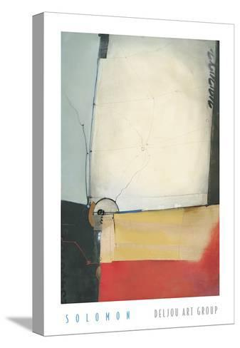 Obelisk II-Linda Joy Solomon-Stretched Canvas Print