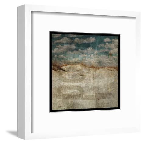 Masonboro Island No. 12-John Golden-Framed Art Print
