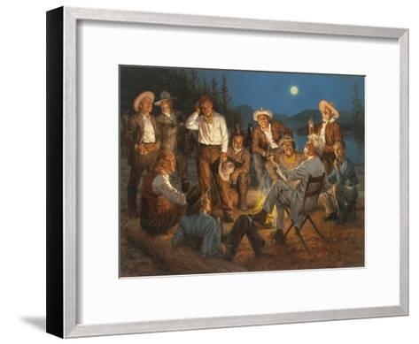 American Storytellers-Andy Thomas-Framed Art Print
