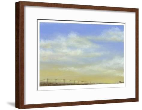 Before Dusk II-Jennifer Goldberger-Framed Art Print