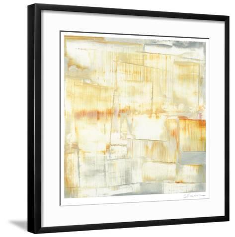 Techno I-Sharon Gordon-Framed Art Print
