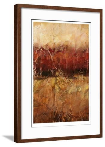 Autumn Horizon I-Ethan Harper-Framed Art Print