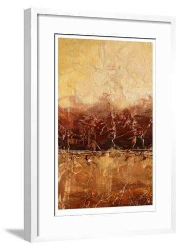 Autumn Horizon II-Ethan Harper-Framed Art Print
