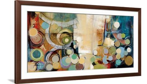 Floating III-Judeen-Framed Art Print