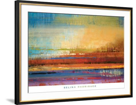 Horizons II-Selina Rodriguez-Framed Art Print