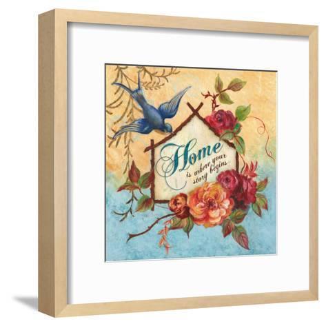 Home--Framed Art Print