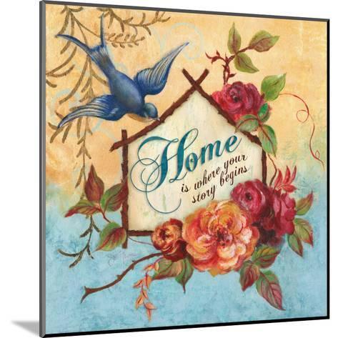 Home--Mounted Art Print