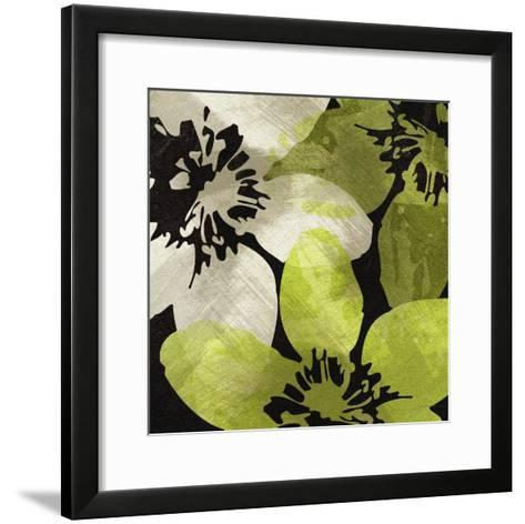 Bloomer Tile V-James Burghardt-Framed Art Print