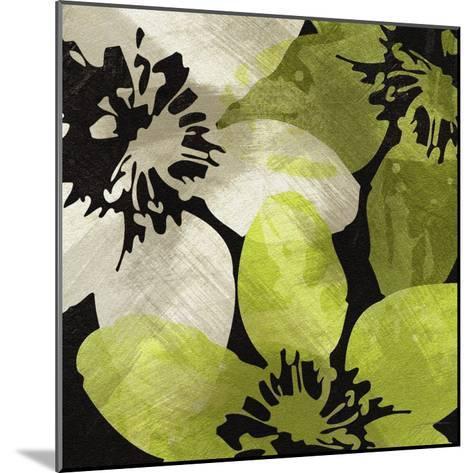 Bloomer Tile V-James Burghardt-Mounted Art Print