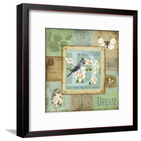 Sweet Inspirations II-Jane Maday-Framed Art Print