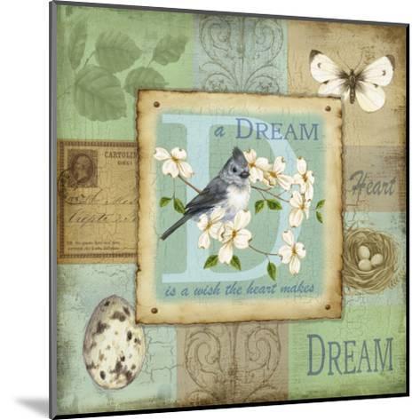 Sweet Inspirations II-Jane Maday-Mounted Art Print