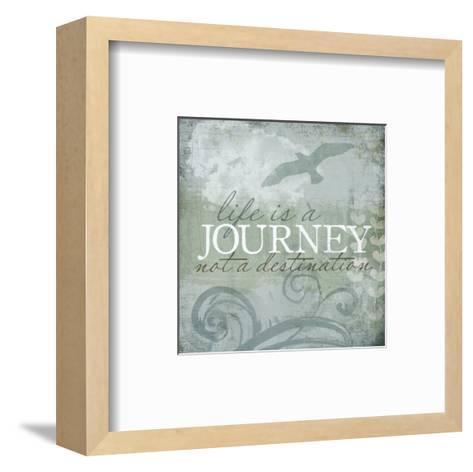 Coastal Inspiration VII--Framed Art Print