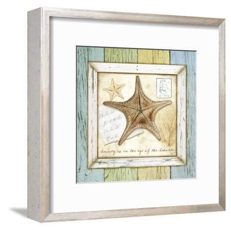 Sea Treasures XII--Framed Art Print