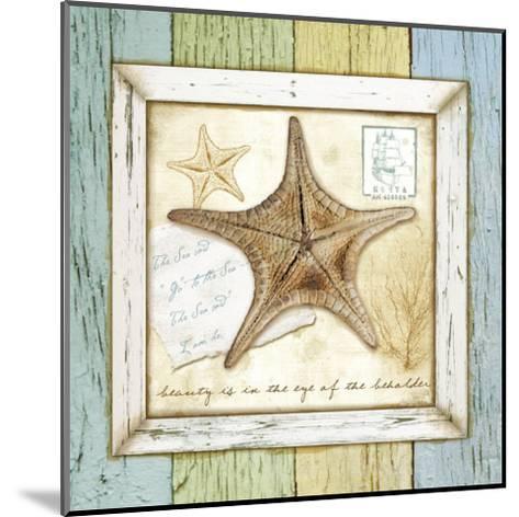 Sea Treasures XII--Mounted Art Print