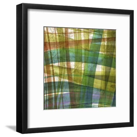Paintstroke Tile I-Jason Higby-Framed Art Print