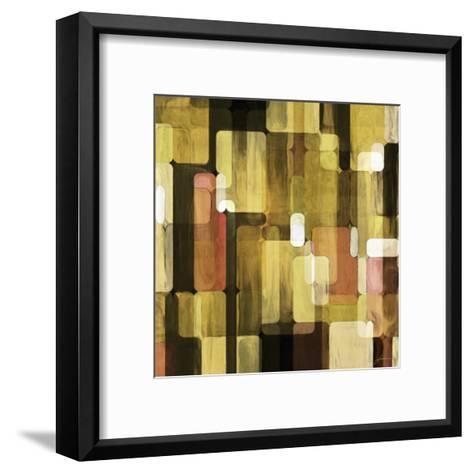 Modular Tiles I-James Burghardt-Framed Art Print