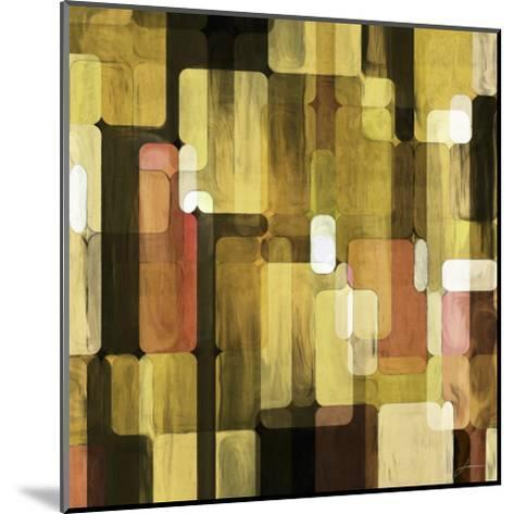 Modular Tiles I-James Burghardt-Mounted Art Print
