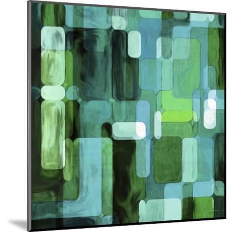 Modular Tiles II-James Burghardt-Mounted Art Print