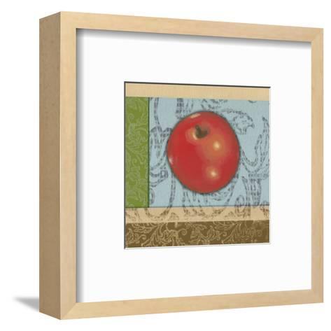 Fruit Tapestry II--Framed Art Print