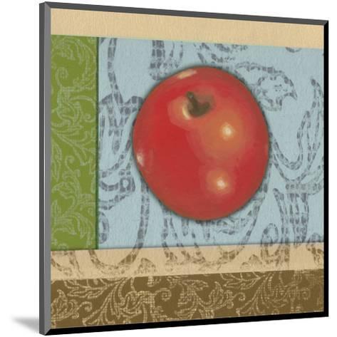 Fruit Tapestry II--Mounted Art Print