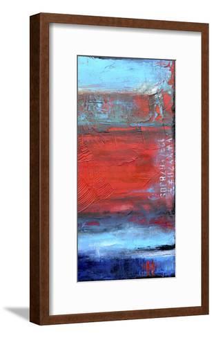 Road House Blues II-Erin Ashley-Framed Art Print