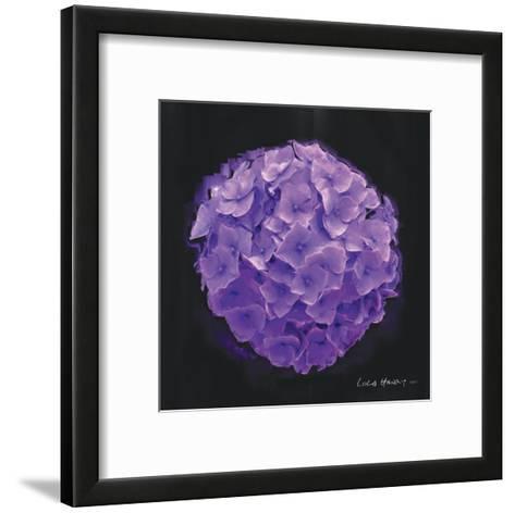 Vibrant Flower I-Lola Henry-Framed Art Print