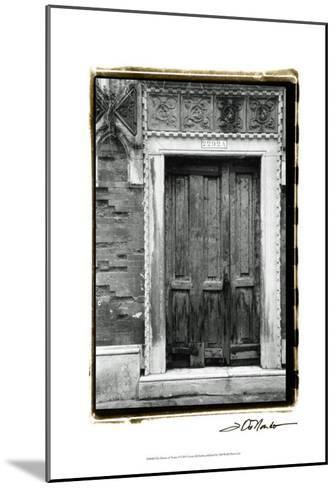 The Doors of Venice I-Laura Denardo-Mounted Art Print