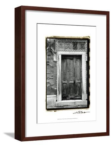 The Doors of Venice I-Laura Denardo-Framed Art Print