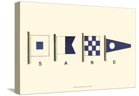 Sand--Stretched Canvas Print