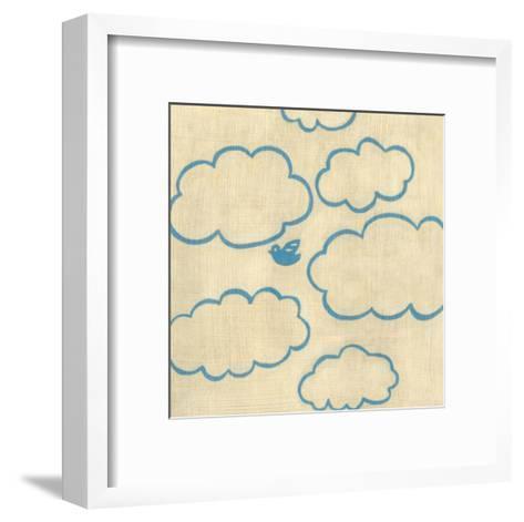 Best Friends - Sky-Chariklia Zarris-Framed Art Print