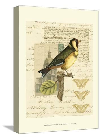 Naturalist's Collage IV--Stretched Canvas Print
