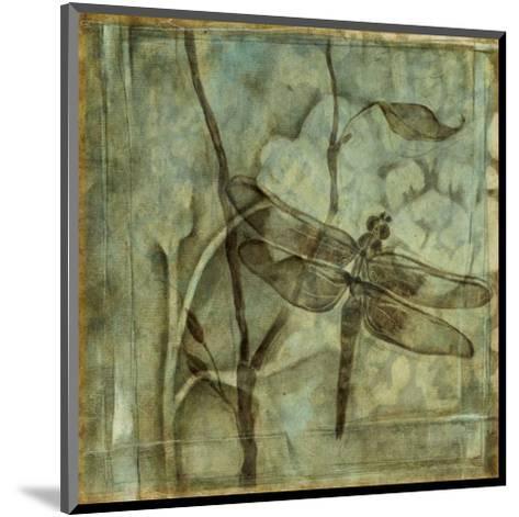 Small Ethereal Wings II-Jennifer Goldberger-Mounted Art Print