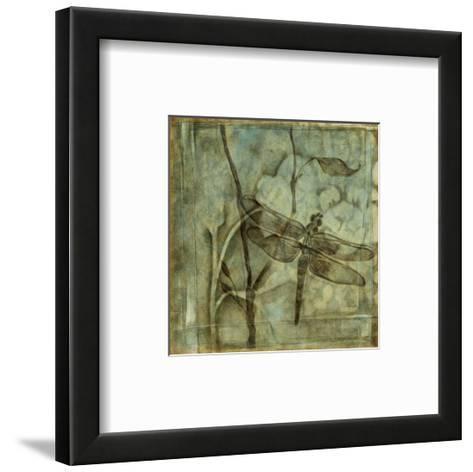 Small Ethereal Wings II-Jennifer Goldberger-Framed Art Print