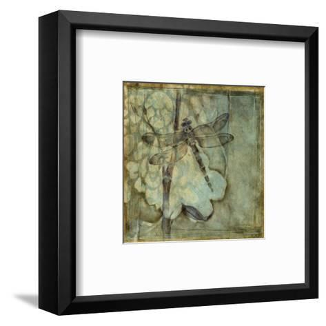 Small Ethereal Wings III-Jennifer Goldberger-Framed Art Print
