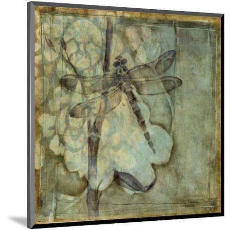 Small Ethereal Wings III-Jennifer Goldberger-Mounted Art Print