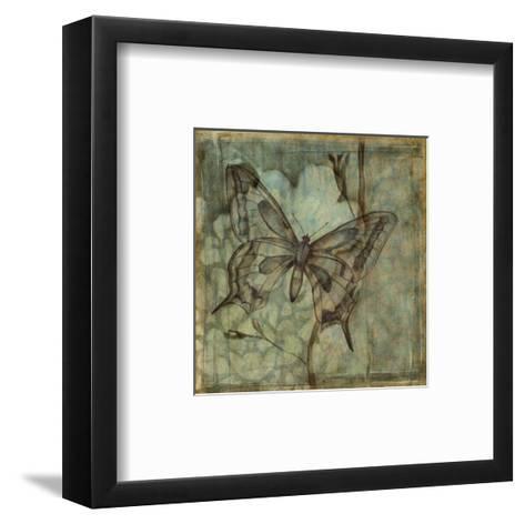Small Ethereal Wings IV-Jennifer Goldberger-Framed Art Print