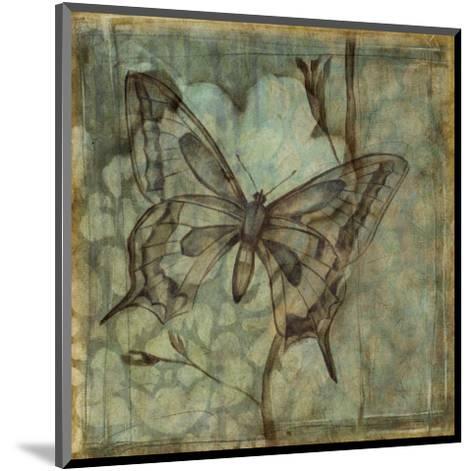 Small Ethereal Wings IV-Jennifer Goldberger-Mounted Art Print