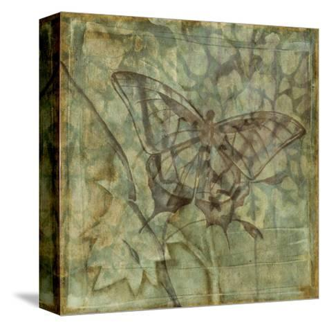 Small Ethereal Wings VI-Jennifer Goldberger-Stretched Canvas Print