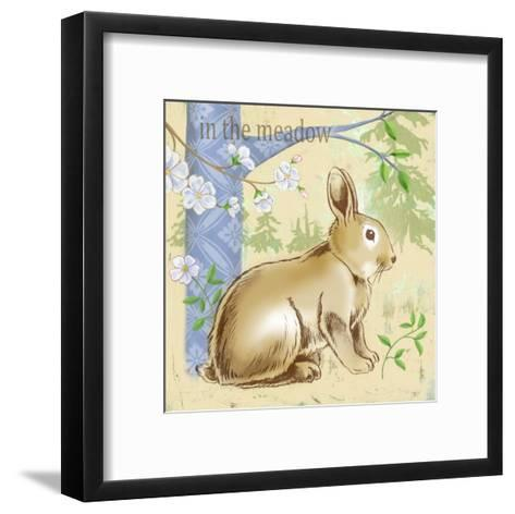 Into the Woods II-Jane Maday-Framed Art Print