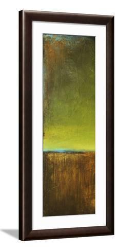 Antigua Bay I-Erin Ashley-Framed Art Print