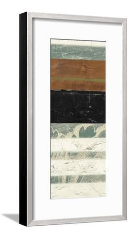Acanthus Abstraction II-Jennifer Goldberger-Framed Art Print