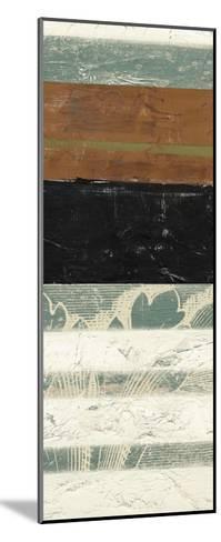 Acanthus Abstraction II-Jennifer Goldberger-Mounted Art Print