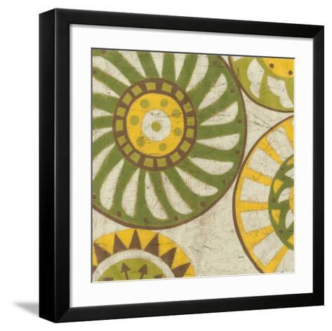 Equinox I-Chariklia Zarris-Framed Art Print