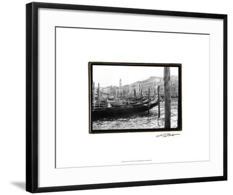 Waterways of Venice IX-Laura Denardo-Framed Art Print